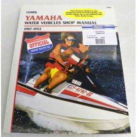 Yamaha 500 / 650 1987-1992 Manual