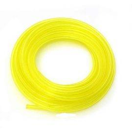 1/8 inch X 25' Polyeurethane Hose - Transparent Yellow