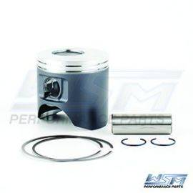 Kawasaki 1100 DI Platinum Piston Kit .25mm Over
