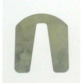Yamaha 500-1800 Engine Mount Shim 0.1MM