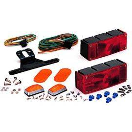 Submersible Low Profile Trailer Tail Light Kit