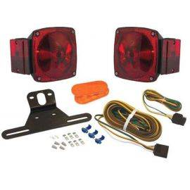 Submersible Trailer Tail Light Kit