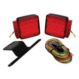 Trailer Lite Kit - Submersible under 80in. -LED