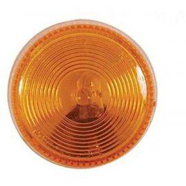 Reflector Armored Round Amber