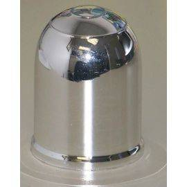 Hitch Ball Cover - Chrome