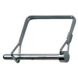 Square Snapper Pin