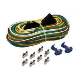 Trailer Wiring Kit Fully Grounded - 4-Way