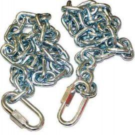 Safety Chain 2 Pieces 5000 LB Load - Class 3