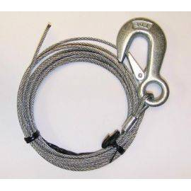 Winch Cable 7/32'' X 25'
