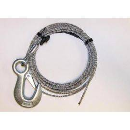 Winch Cable 7/32'' X 50'