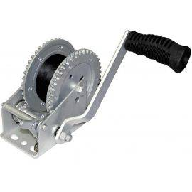 Trailer Winch Dual Drive - With Strap