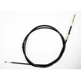 Suzuki 500 LT-F 1998-2000 Black Vinyl Rear Hand Brake Cable