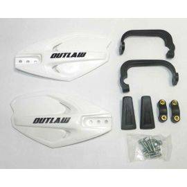 Racing Hand Guards White