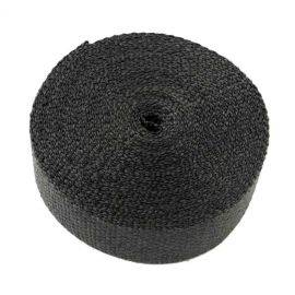 Exhaust Wrap - Black 2''x25ft
