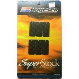 Honda 250 Super Stock Carbon Reeds