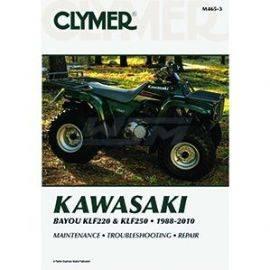 Kawasaki 220 / 250 Bayou 1988-2010 Manual