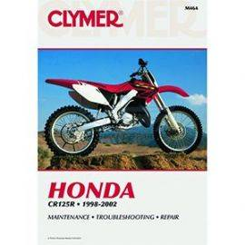 Honda 125 CR 1998-2002 Manual