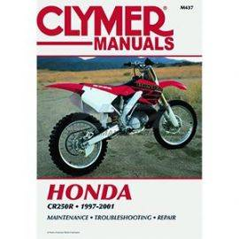 Honda 250 CR 1997-2001 Manual