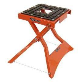 Folding X-Stand - Orange