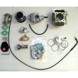 Honda 50 CRF-F / XR Big Bore Cylinder Kit With Out Head