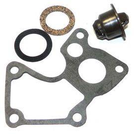 Johnson / Evinrude 60-75 Hp Thermostat Kit - 143 deg.  3 Cylinder