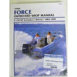 Chrysler / Force 4-150 Hp 1984-1999 Manual