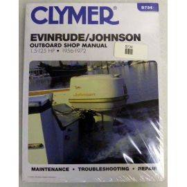 Johnson / Evinrude 1.5-125 Hp 1956-1972 Manual