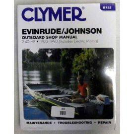 Johnson / Evinrude 2-40 Hp 1973-1990 Manual
