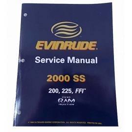 Johnson / Evinrude 200 / 225 Hp V6 FICHT Manual