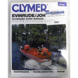 Johnson / Evinrude 48-235 Hp 1973-1990 Manual