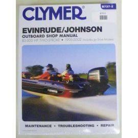 Johnson / Evinrude 65-300 Hp 1995-2006 Manual