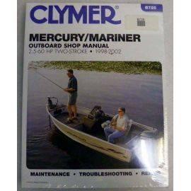Mercury / Mariner 2.5-60 Hp 1998-2006 Manual