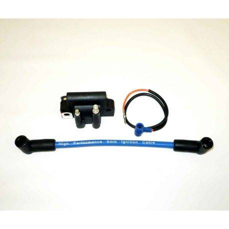 Johnson / Evinrude 4-300 Hp Ignition Coil And Wire Kit