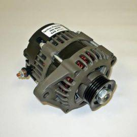 Mercury 2.5L 50 Amp Alternator W/ Serpentine Pulley
