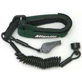 Sea-Doo Pro Wrist Lanyard Non Dress Whistle Forest Green