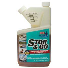 Stor & Go (Phase Guard 4) Ethanol Fuel Treatment - 32 oz.