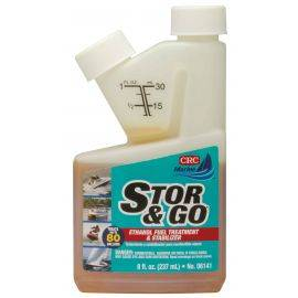 Stor & Go (Phase Guard 4) Ethanol Fuel Treatment - 8 oz.