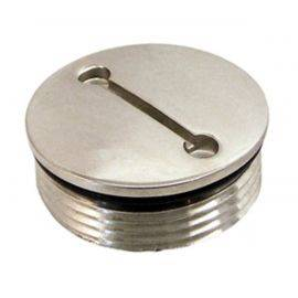 Deck Fill Cap - Stainless Steel