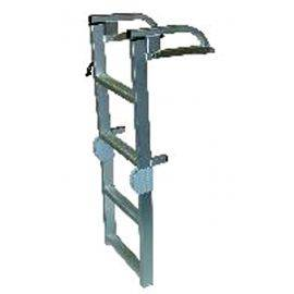 Folding Pontoon Ladder - 4 Step