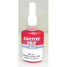 Red 262 Thread Locker 50 ml (High Strength)