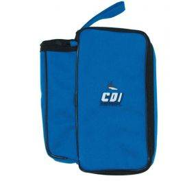 CDI Soft Case (zippered 9.75''x4.75''x1.75'' W/ 8''x2''x1.7