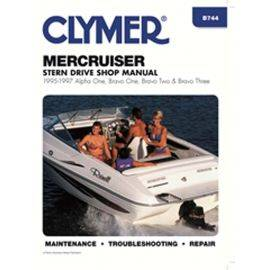 Mercruiser 1995-1997 Manual