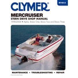 Mercruiser Alpha / Bravo 1998-2013 Manual