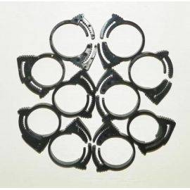 Snapper Clamps 0.750-0.875 Size 14 Pack of 10