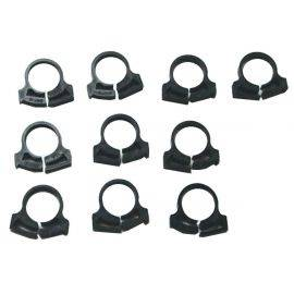 Snapper Clamps 0.875-0.975 Size 19 Pack of 10