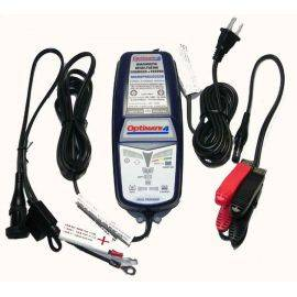 Weatherproof 4 Dual Program Battery Charger