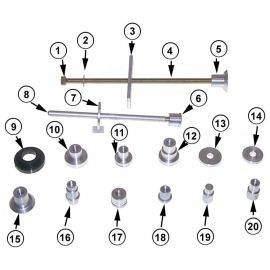 Bearing Installation Tool Kit