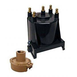 Mercruiser Distributor Cap & Rotor - 3.0L 4 Cylinder