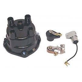 Mercruiser Distributor Cap & Rotor - 4 Cylinder Gm