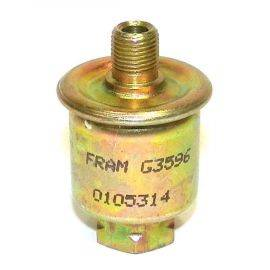 Ford In-Line Fuel Filter - Male/Female Threaded